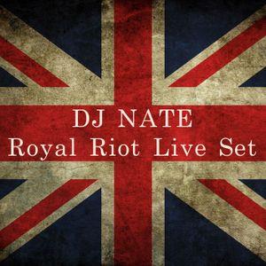 DJ NATE - Live Set from Royal Riot (Rock City Melbourne) - June 2018