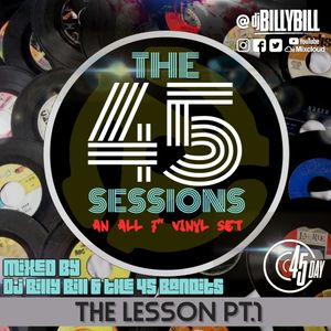 The Lesson Pt.1 (Mix For Forty Five Day 2020)