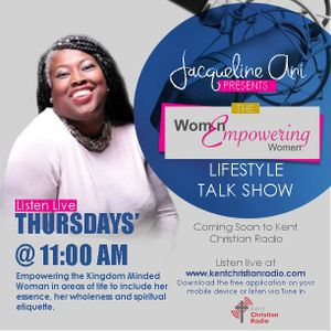 Women Empowering Women Lifestyle Talk Show  with Adaeze Chiwoko and Ash White