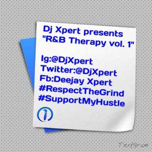 Dj Xpert Presents R&B Therapy Vol. 1
