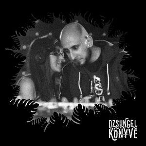 Mentalien + DJ Ren at Dzsungel Konyve 2017.10.03.