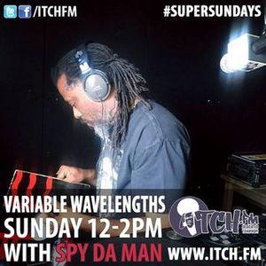 #VariableWavelengths #ItchFM #SuperSundays 12:00-14:00 5th June 2016