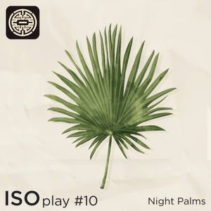 DTR : ISO play #10 - Night Palms