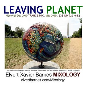 LEAVING PLANET Uplifting Trance (Memorial Day Weekend) May 2010 Mix