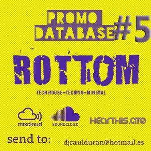 Promo DataBase #5