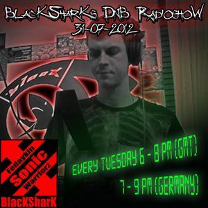 BlacKSharKs DnB Radioshow [www.dnbnoize.com] 2012-07-31