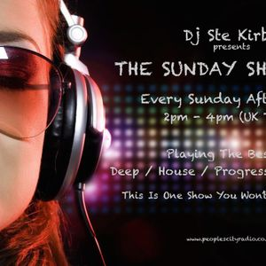 Sunday Showcase Radio Show BASSLINE AND SPEED GARAGE SPECIAL7 With Ste Kirby -Peoplescityradio.co.uk