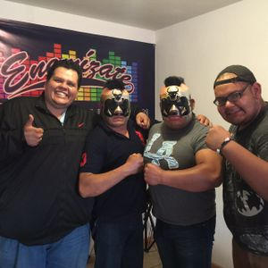 Defendiendo la Máscara 25 Marzo 2016