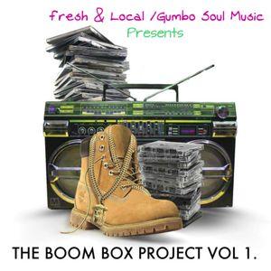 THE BOOM BOX PROJECT VOL. 1