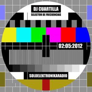 Selector de Frecuencias V.22 con DJ Cuartilla (02 May 2012)