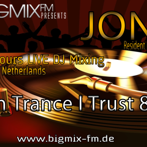 In Trance I Trust 80 - Mixed by JON (14-01-2013)
