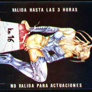 MANAMANA.(Santa Pola-Alicante) Nochevieja 1988.(2) (Ripped by smokinGTeam)