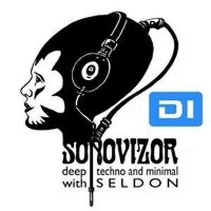 Seldon's Sonovizor Radio Show Episode 035 (June 2016) @ di.fm / minimal