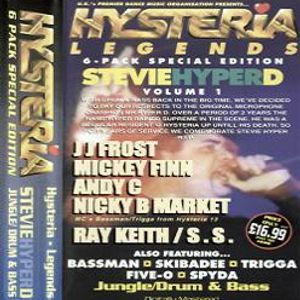 Ray Keith Hysteria 'Legends Vol 1' 1996