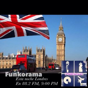 @Funkorama Emisión #54 22/Jun/2015 PODCAST @BabalooRB @UniEstereo882 #London #Fnk #TrianguloHH
