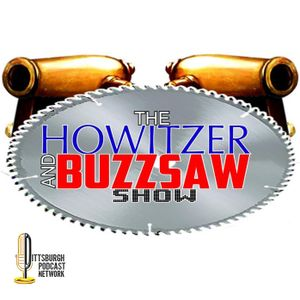 The Howitzer and Buzz-saw Show | Guest: Rob Rossi at Point Park University CMI