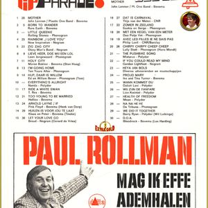 Extra Gold - Tipparade van Toen week 06-1971 (uitz. 7 februari 2015 16-17 uur)