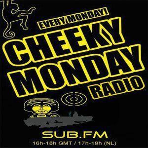 Gibbo  28/03/16  Cheeky Monday Radio Sub.FM