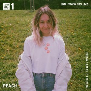 Peach - 18th June 2021