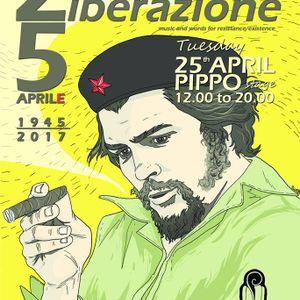 25. april.e: Wir feiern Liberazione! Prima parte