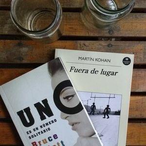 """Columna de literatura, sobre """"Uno es un número solitario"""" y """"Fuera de lugar"""" (23-03-16)"""