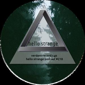 verdant-recordings - hello strange podcast #218