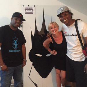 The Mc Blacka Show With Guests Dizzy Blonde & Sense - Kool London