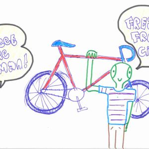 Tuckshop Community Radio and CITYFIX present 'Cycle Sounds Volume 1'