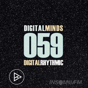 Digital Rhythmic - Digital Minds 59 (Insomnia FM Radio Show)