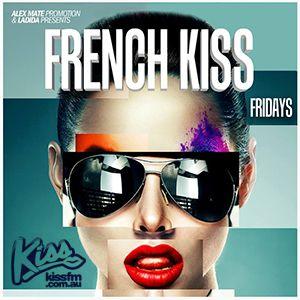 live@KISS FM radio & French KISS / Melbourne 040414