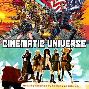 Minisode 41.5: S.H.I.E.L.D. by Steranko and Nextwave: Agents of H.A.T.E.