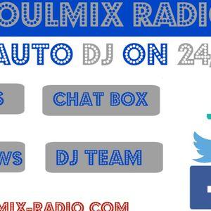 Shon Love The Secret Weapon on Soul Mix Radio 04/11/17