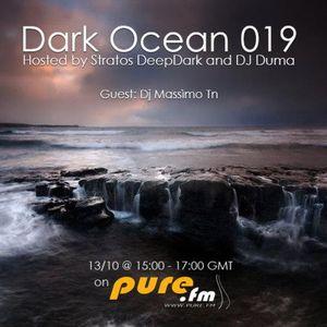 Dark Ocean 019 Mix By Stratos DeepDark & Dj Duma