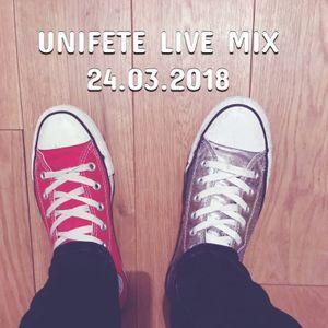 UNIFETE LIVE MIX 24-03-2018