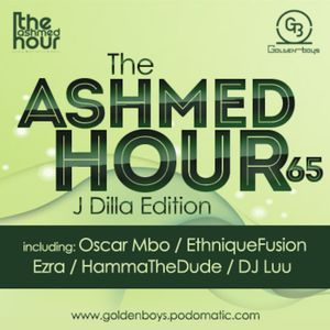 Ashmed Hour 65 // Guest Mix By HammaTheDude
