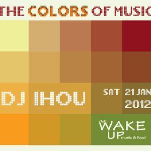 Ihou Live @ Wake Up [Sofia] 21 Jan 2012 Part 1
