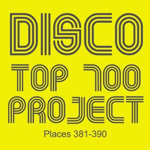 Disco Top 700 Project - Places 481-390