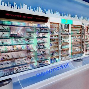 Airconditioned Supermarket III (Deleted X-rayed Mix)