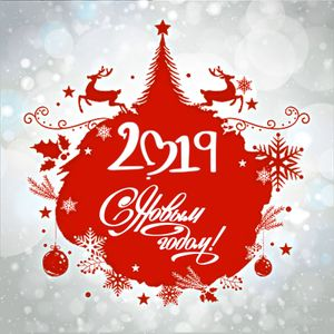 Merry Christmas & Happy New Year 2019 from Alex Parepko