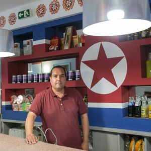 Dubby Dubby. welcome to the Spanish pyongyang cafe! 17/08/2016