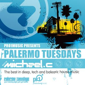 Palermo Tuesdays mixed by Michael.C - Episode 078