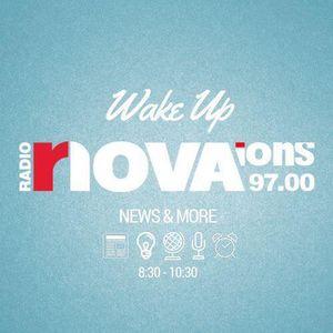 Wake Up Radio NOVA IONS 97 28/06/2017