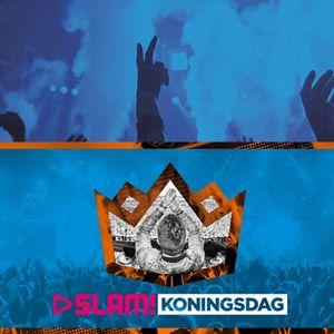 Martijn La Grouw - Live @ SLAM! Koningsdag 2016, Alkmaar (27-04-2016)