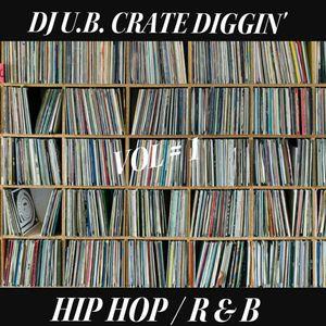 Crate Diggin' Vol # 1 (Clean)