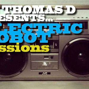 ELECTRIC ROBOT SESSIONS VOL 3