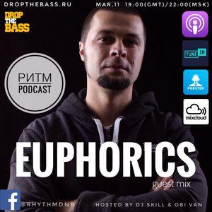 Euphorics - exclusive mix for РИТМ