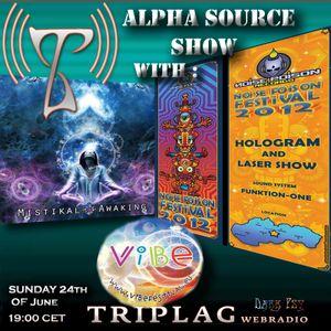 Alpha Source (0612) - Vibe. Cosmo. Mistikal Awakening