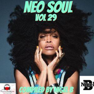 NIGEL B (NEO SOUL 29)(FEMALE)