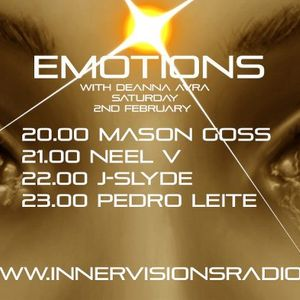 Pedro Leite - Emotions with Deanna - Innervisions Radio - 02-02-2013