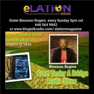 Under the Bridge with Bloosom Rogers